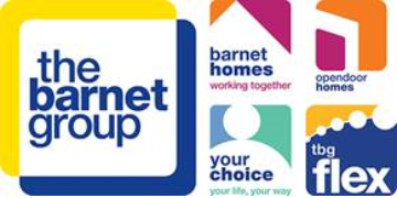 Barnet Homes - Part of The Barnet Group logo