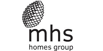 mhs homes logo