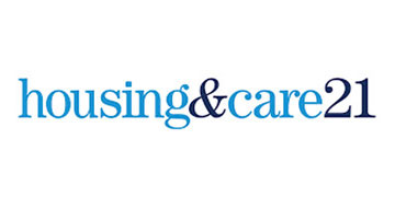Housing and Care 21 logo