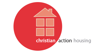 Christian Action Housing logo
