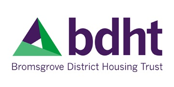Bromsgrove District Housing Trust logo