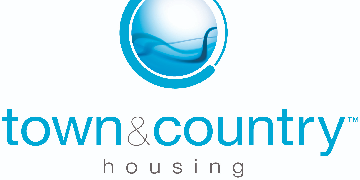 Town & Country Housing logo