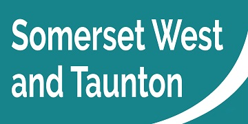 Taunton Deane Borough Council and West Somerset Council logo