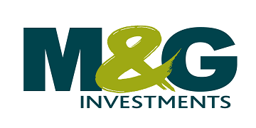 M and G Investments logo
