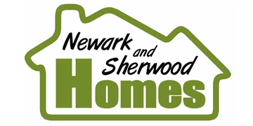 Newark and Sherwood Homes logo