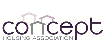 Concept Housing Association logo