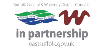 Suffolk Coastal and Waveney District Councils logo