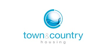 Town and Country Housing Group logo