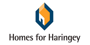 Homes for Haringey logo