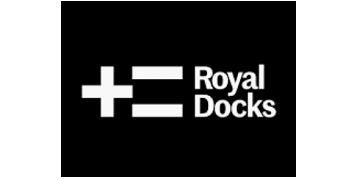Royal Docks logo