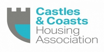 Castles and Coasts Housing Association logo