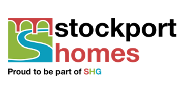 Stockport Homes logo