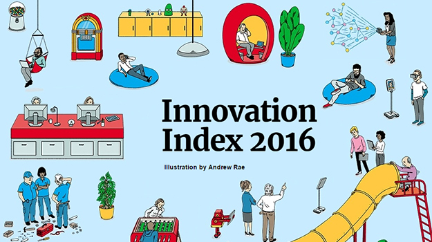 Inside Housing Innovation Index 2016