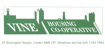 Vine Housing Co-operative logo