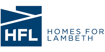 Homes for Lambeth logo